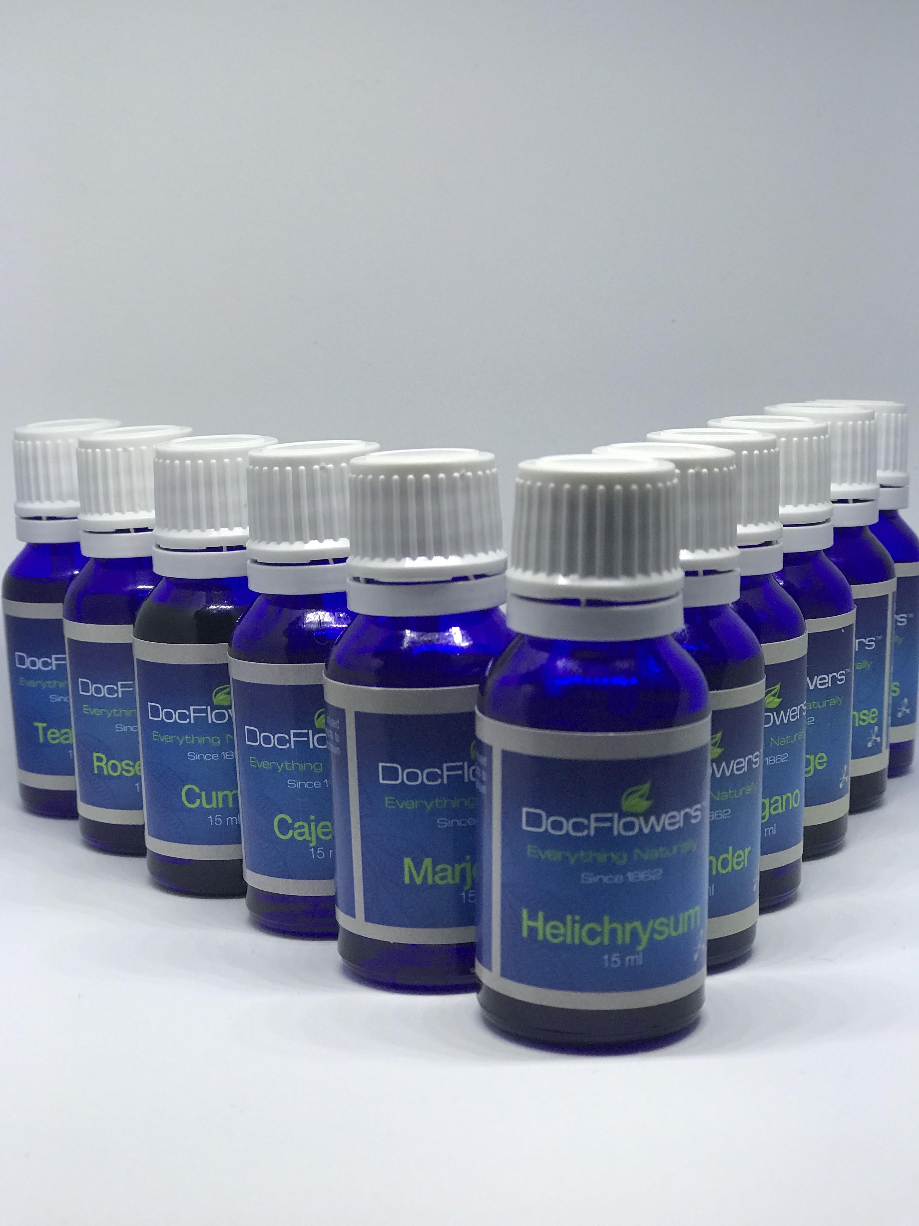 Essential Oils Deluxe Pack (11)